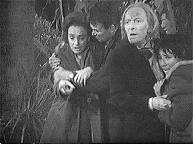 how do an unearthly child and Then red could turn blue all by itself and get on with something else i'm sorry, it was just an idea [totter's lane] ian: she means it these simple experiments are child's play to her barbara: you know, it's almost got to the point where i deliberately want to trip her up ian: yes something like that happened the other day.