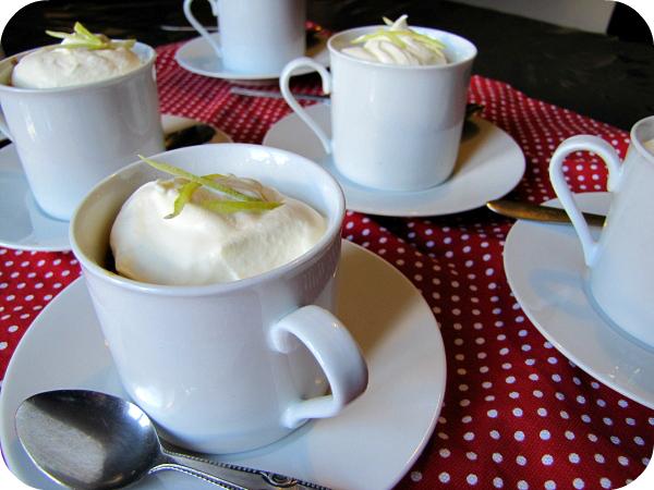 Paisleyjade Lime Syrup Cupcakes