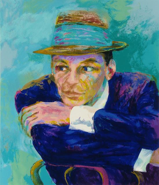 Frank Sinatra by LeRoy Neiman