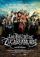 Carátula del DVD Las brujas de Zugarramurdi