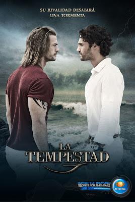 Fotos de Telenovela: Posters de La Tempestad