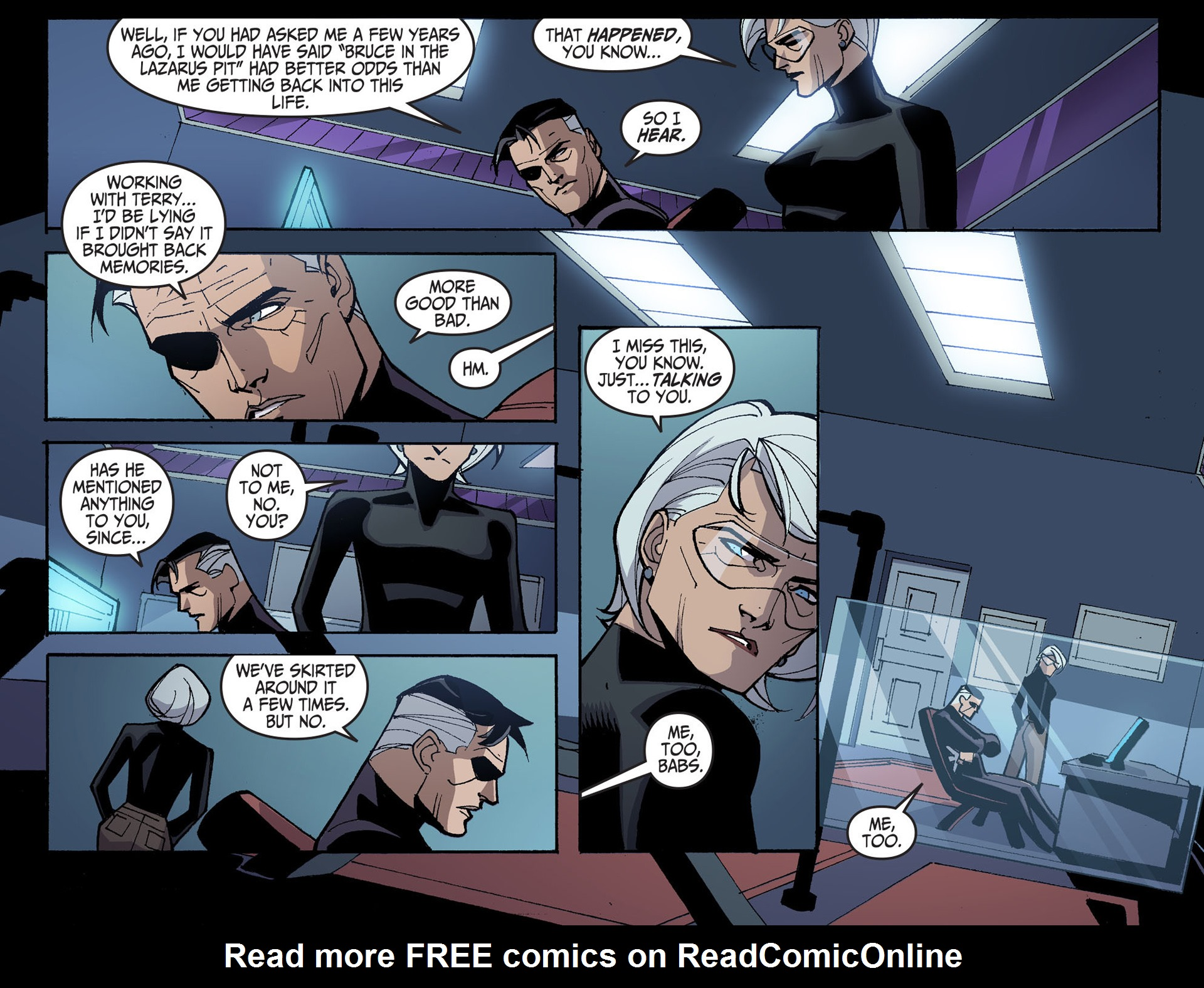 Batman Beyond 2.0 #11 #30 - English 12
