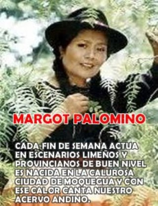 MARGOT PALOMINO