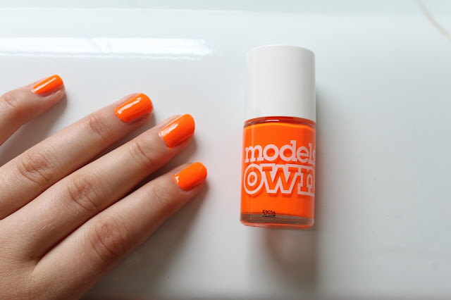 Models Own Polish for Tans Beach Hut Review and Swatches