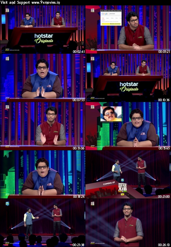 On Air With AIB Episode 08 Hindi 720p HDRip