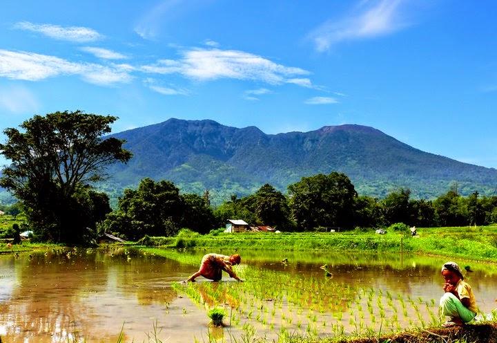 Keindahan Bukittinggi Padang