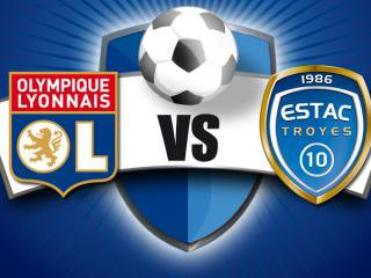 Troyes - Lyon live en streaming direct 12-01-2013