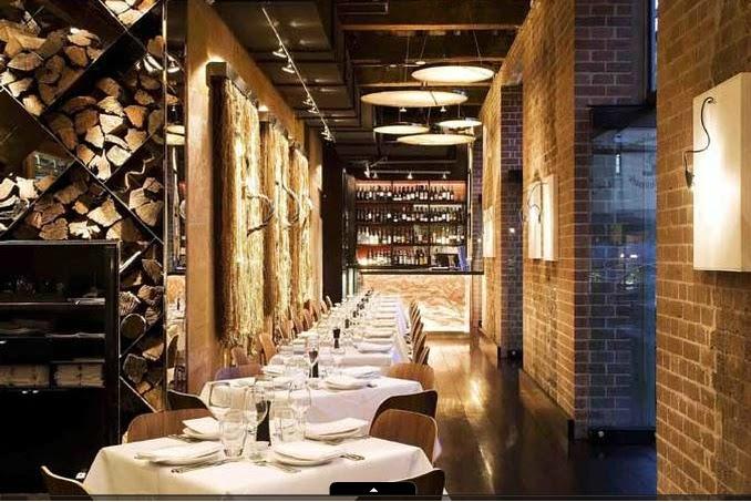 Imagine These Restaurant Interior Design Pony