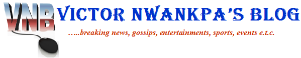 Welcome To Victor Nwankpa's Blog