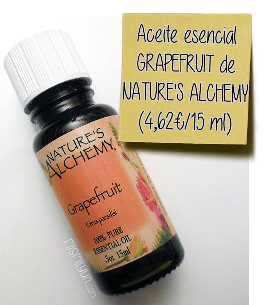 aceite esencial pomelo