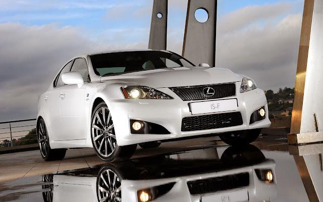 Lexus ISF Car