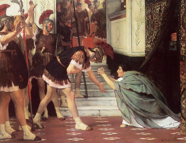 Claudius, Roman Emperor, Lawrence Alma Tadema