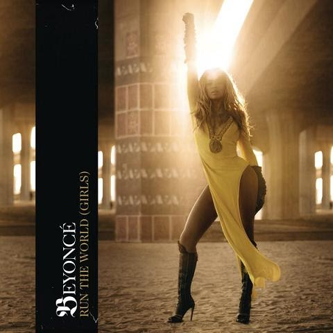 beyonce run the world cover - photo #8