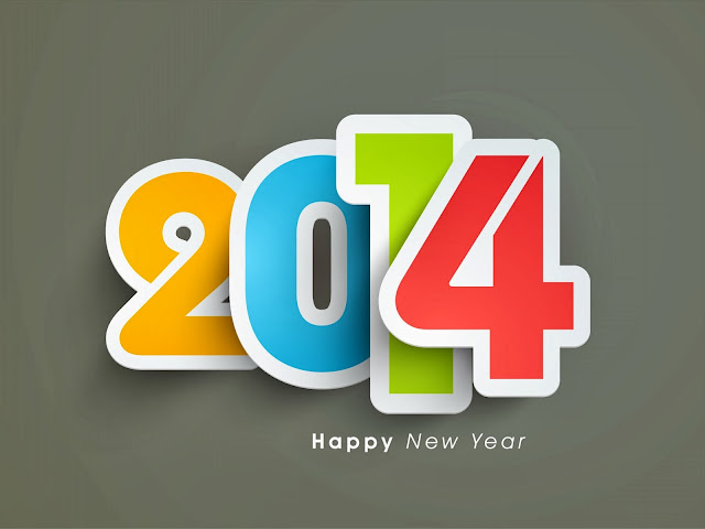 2014 New Year Wallpapers
