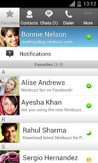 Nimbuzz Messenger apk