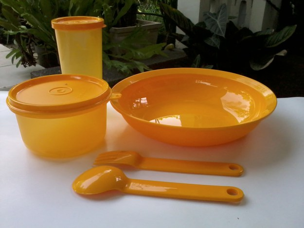 Yellow Lunch Set Rp. 110.000