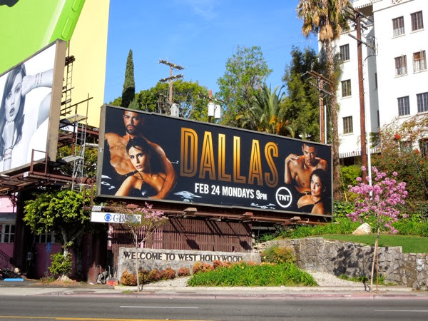 Dallas revival season 3 billboard