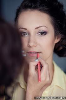 makijaż ślubny Piekary,Wojkowice