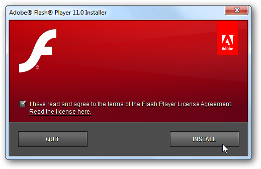 install flash player Vista 32-bit - Microsoft Community
