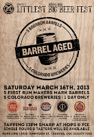 Littlest Big Barrel Aged Beer Fest