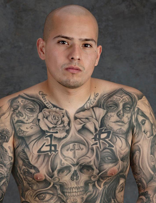 Pin Chicano Cholo Tattoos Mexican Gangster Script Tattoo By Picture on ...