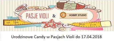 Urodzinowe Candy w Pasjach Violi