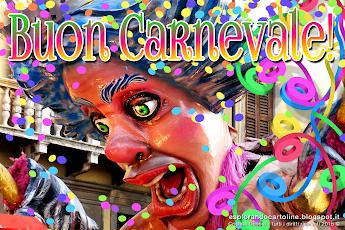 Cartolina Buon Carnevale