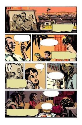 Finado - proyecto de cómic