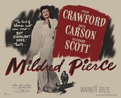 FELICES LOG  MILDRED PIERCE  1945  Photo Gallery