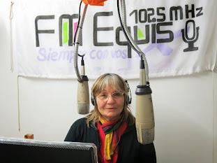 La responsable de FM Equis