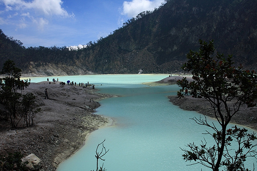 Kawah Putih Ciwidey Bandung
