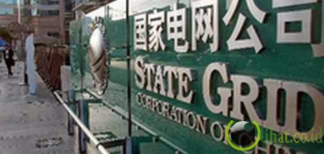 State Grid Corporation of China, China