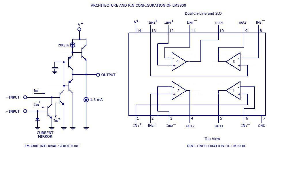 cir2 tech_inteligent multi channel audio mixer using lm 3900
