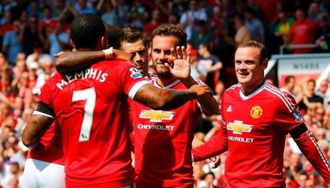 Rooney Hat-Trick, Club Brugge 0-4 Manchester United