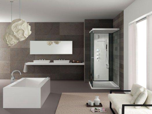 L 39 architetto risponde ambiente bagno ultime tendenze karmarchitettura - Doccia bagno turco teuco ...