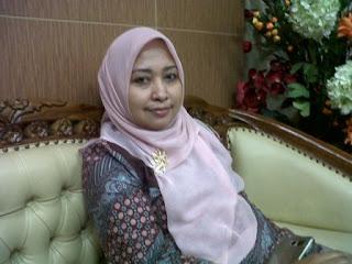 Khozana Hidayati anggota Komisi D fraksi PKB