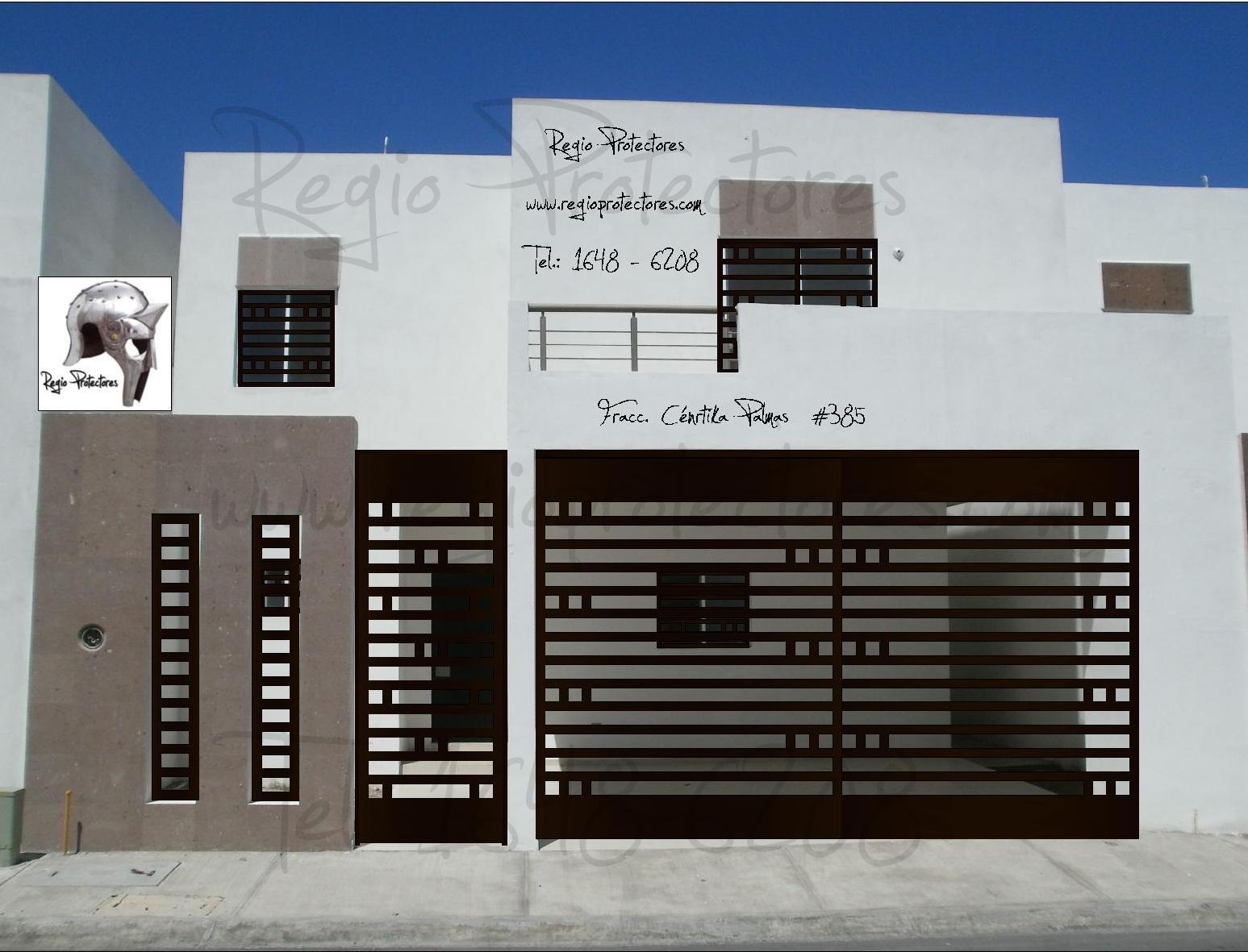 Disenos de barandales related keywords disenos de for Puertas para casas modernas