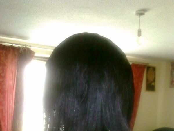 我郑重发誓要照顾好我的头发