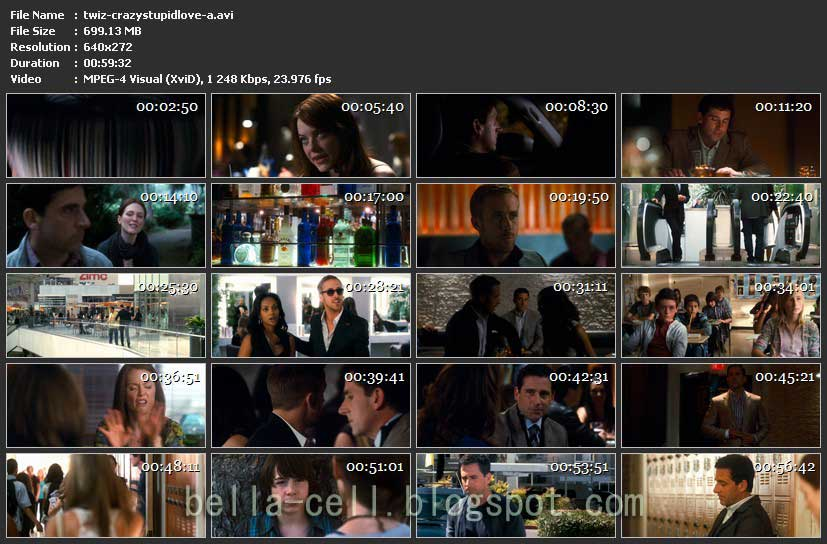 crazy stupid love dvdrip