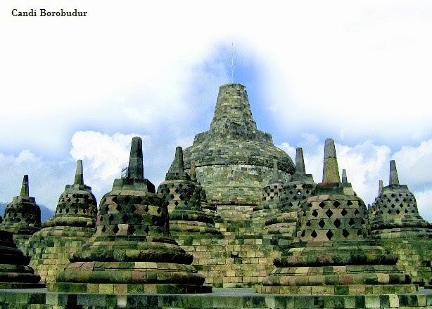 Borobudur - Daftar Lokasi Tempat Wisata di Jogja