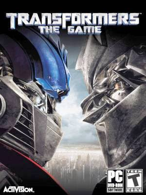 transformers the game pc  torrent