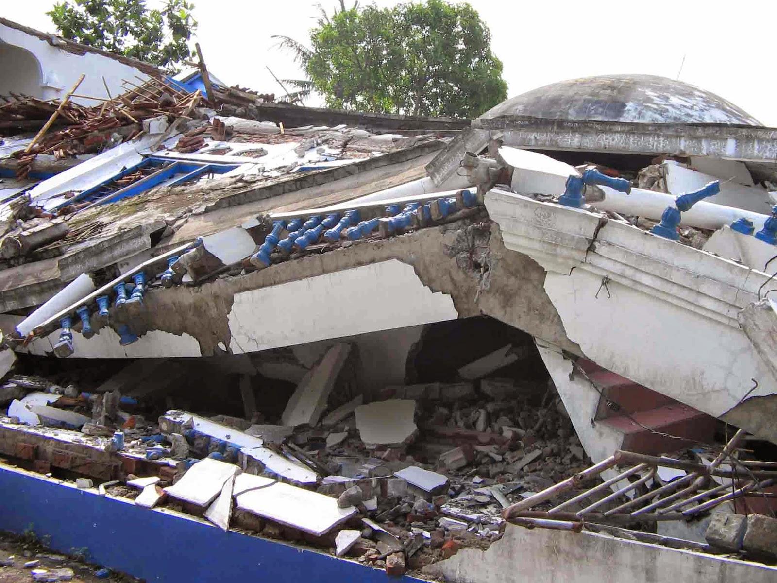 Contoh Teks Eksplanasi Gempa Bumi Bahasa Indonesia Rumah Ubur Ubur