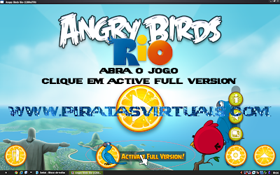 Lanamentos 2012 Downloads Instalao Angry Birds Rio  PC