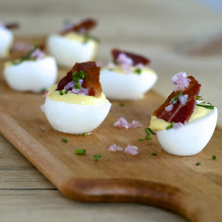 recipe for Park Tavern Deviled eggs