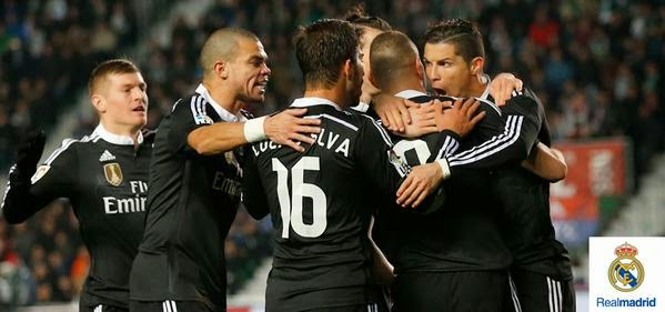 [RESUME] Liga : Elche 0-2 Real Madrid
