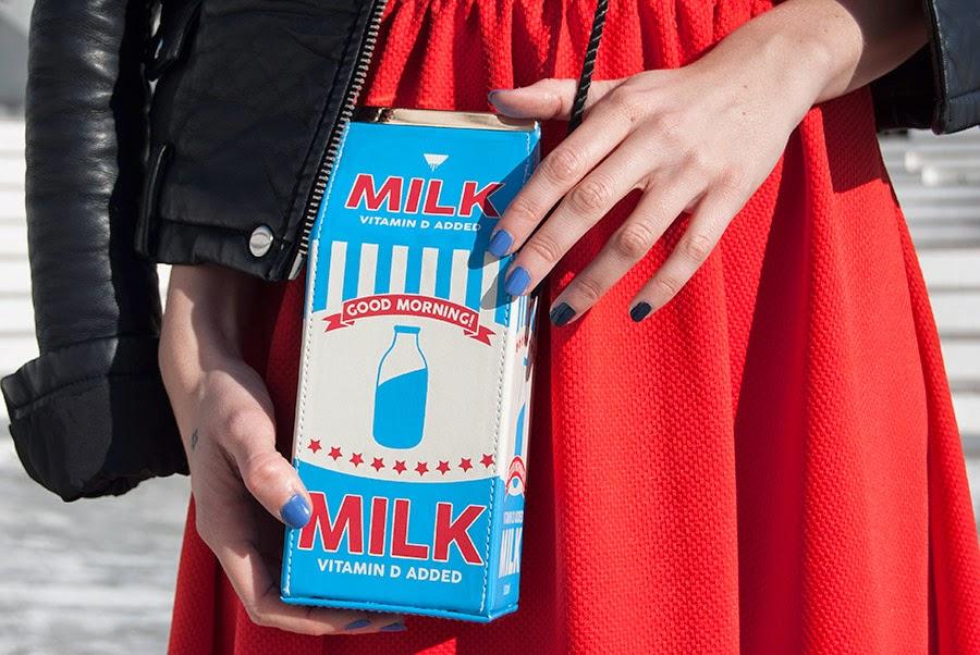 Milk Bag Skinnydip Elle et ses rêves