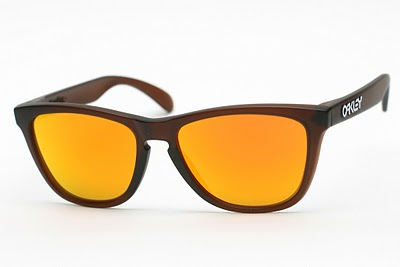 Oakley Frogskins Root Beer