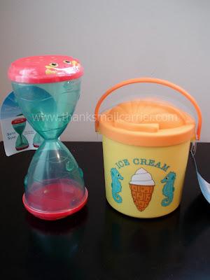 Melissa & Doug sand toys