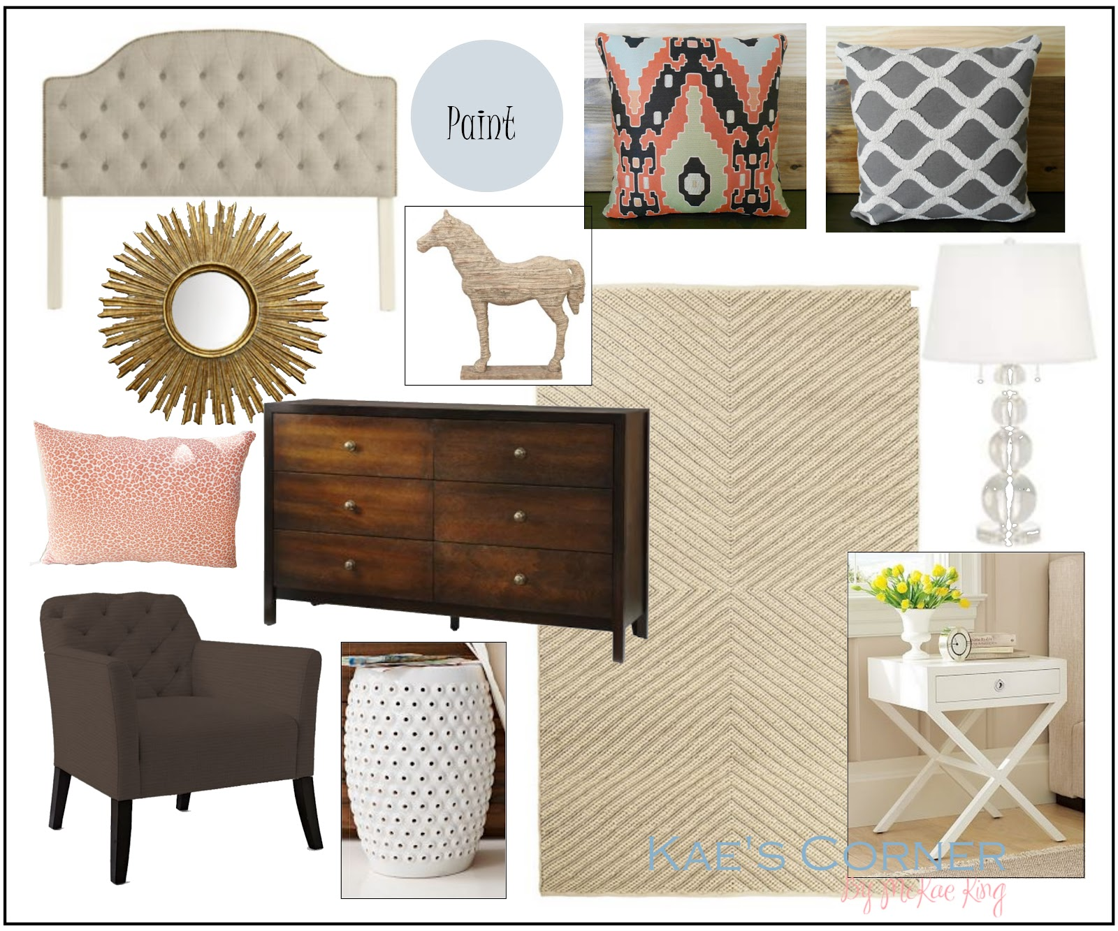 kae 39 s corner design wishing and dreaming bedroom mood board On bedroom boards