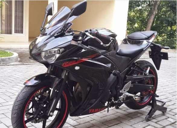 daftar harga motor yamaha r25